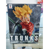 Trunks Dragon Ball Z Banpresto World Figure Colosseum