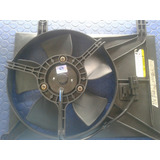 Electro Ventilador Para Aire Acondicionado Daewoo Lanos