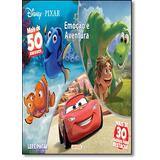 Pixar: Emoção E Aventura - Vol.2 - Coleção Disney Ler E