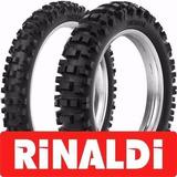 Cubierta Rinaldi Trasera Rmx35 120/90*18 - Assen Motos