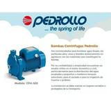 Bomba De Agua 1 Hp Pedrollo
