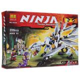 Ninjago Lego Altern Titanium Titanio Spinjitzu Hermoso Bello