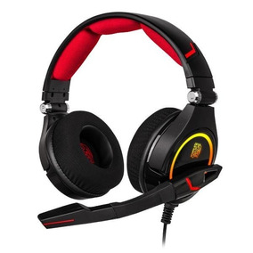 Auriculares Thermaltake Cronos Rgb Digital 3d 7.1 Black