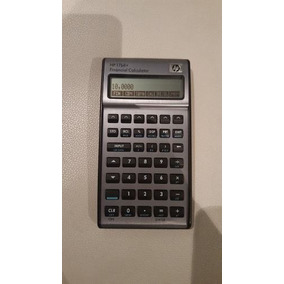 Calculadora Financiera 17bii Hp