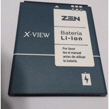 Bateria Zen Motion X-view Original 4,35v 1900mah