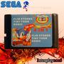 Cartucho Sega 4en1 Sonic - Simpsons - Picapiedras - Tinytoon