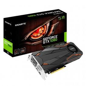 Nvidia Gigabyte Gtx 1080 Turbo Oc 8gb Gddr5x Pci-express 3.0