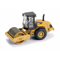 Caterpillar Vibrocompactador Cs56 A Escala 1:87 Ped246