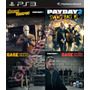 Dlc Pack Para Pay Day 2 Payday 2 Ps3