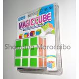 Cubo Magico Rubik De 3x3x3 Tamaño Normal * Tienda Fisica*