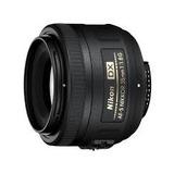 Lente Nikon Af-s Dx 35mm F/1.8 G Nuevo En Caja