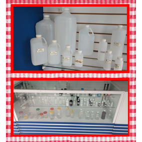 Envase, Tarro, Toner, Frasco, Botella Plastica 44pzas 1lt.