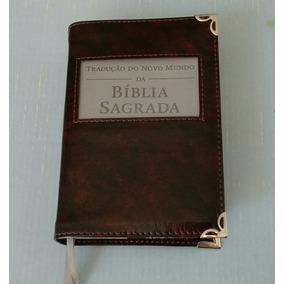 Capa De Bíblia Tj Tradução Do Novo Mundo Média Vinho