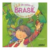 1, 2, 3 De Repente En Brasil (en Papel) Cristina Falcon Mal