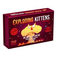 Exploding Kittens Party Pack Hasta 10 Jugadores Original