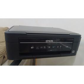Impressora Epson L355 Bulk Tinta Sublimática Cabeçote Defeit