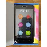 Motorola Moto C Android 7.0 Camara 5+2mpx Memoria 8+1gb 4g
