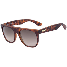 Evoke Haze - Óculos De Sol Turtle Matte  Brown Degradê cd8e261441