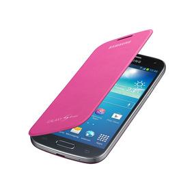 Capa Flip Cover Samsung Galaxy S4 Mini Pink - Onofre Agora