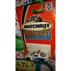 Chevrolet Camaro Z 28 Police Matchbox Hero City Lyly Toys
