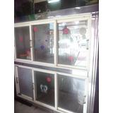 Nevera Exhibidora 6puertas Y Congelador(2motores) Operativa