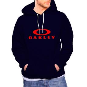 Blusa Moletom Oakley Moleton Masculino Canguru Promoção 7629258f7c