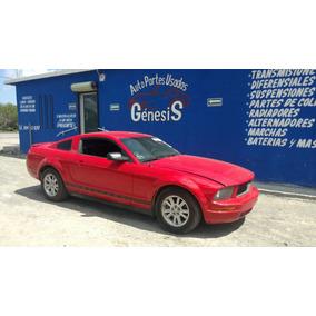 Ford Mustang 2008 ( En Partes ) 2005 - 2009 Motor 4.0 Aut