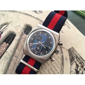 Reloj Endura Cuerda Cronografo Vintage