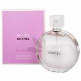 Perfume Chance Channel Tendre Dama 100ml Original