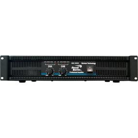 Amplificador Sb-3000 250w +250w Sound Barrier