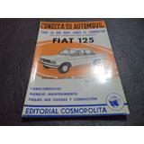 Manual Cosmopolita Fiat 125 Berlina Sport Multicarga Familia