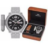 cb07041d480f9 Relógio Orient Masculino Titanium Army Tech 469ti004 P2gx