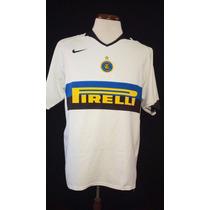 Inter De Milán 2005 Nike #14 Bruja Verón