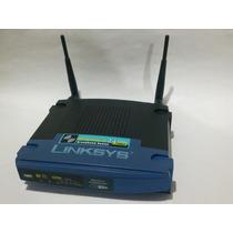 Repetidor Wifi Linksys Wrt54g V5 Con Dd Wrt