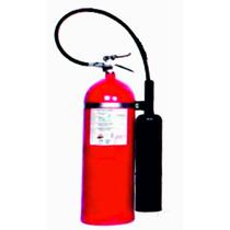 Extintor De Co2 9 Kgs De 20 Lbs.garantia 5 Años Por Escrito