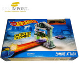 Pista Hot Wheels Zombie Attack Track Set + 1 Carro Mattel