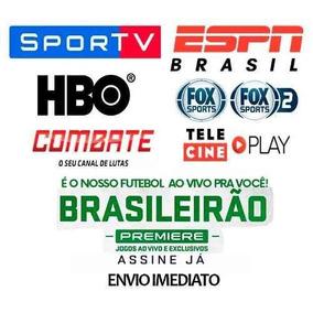 Premiere Play+telecine+sportv Estaduais+brasileirão 365 Dias