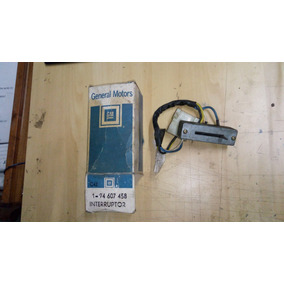 Interruptor Do Ventilador Do Ar Condicionado Opala 79/87