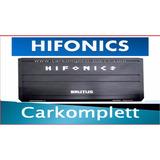 Amplificador Hifonics Br1000.1 1 Canal, 1 Ch Ac3000.1d