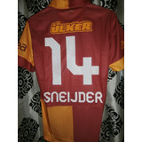 Jersey Galatasaray Local 2012/13 Wesley Sneijder Liga