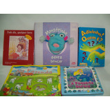 Lote De Livros Infantis 7 Vols Diversos Títulos Leia Anuncio