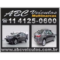 Novo Toyota Corolla Xei 2.0 Flex - Ano 2018 - Zero Km - 1102