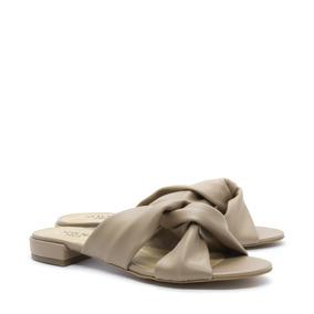 Rasteira Tiras Cruzadas Shoes Inbox [88412]
