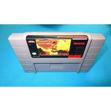 Samurai Shodown Snes Super Nintendo *en Excelente Estado*