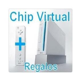 Chip Virtual Wii Nintendo Todos Colores Usb Disco Duro !!