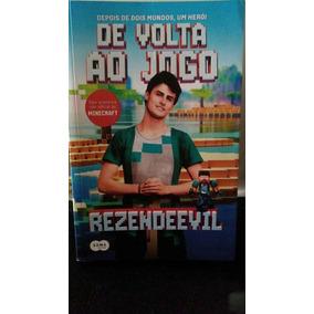 Livro: Rezendeevil De Volta Ao Jogo