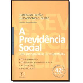 Previdência Social Em Perguntas E Respostas, A