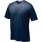 Camiseta De Manga Corta Nike Legend Navy, Pequeña