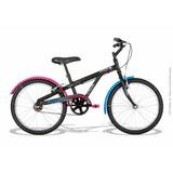 Bicicleta Caloi Monster High 20 - 2016