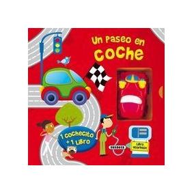Un Paseo En Coche (libro Acordeón); Susaeta Ediciones S A